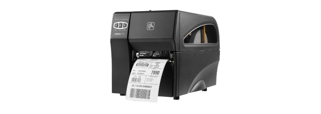 Impressora Industrial ZT200