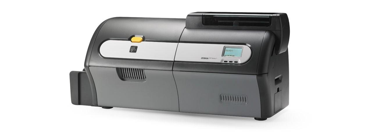 Impressora de Cartão ZXP Série 7